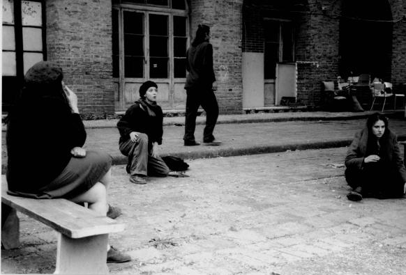 TRAMPS (VAGABONDI) 2005